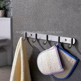 Bathroom Good Quality Stainless Steel Owel Hook (J906E-5)