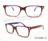 2015 Newest Design Fashion Special Acetate Optical Frame for Men