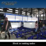 Block Ice Machine 26ton Per Day Aluminum Plate Type