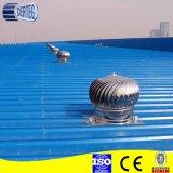non-power wind turbine zero energy exhaust roof fan