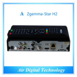 Full HD 1080P Video DVB S/S2 DVB T2 Zgemma-Star H2