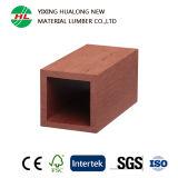 Waterproof Wood Plastic Composite Railings with High Quality (HLM90)