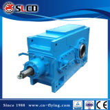 B3-8 Right Angle Shaft Heavy Duty Helical Bevel Motor Reducer for Wood Pellet Machine
