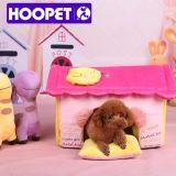 Dog House Soft Folding Dog Bed Pink Princess Dog House