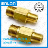 Brass Custom CNC Machined Bolts High Quality for Motorcycle Parts