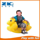 2015 China East Newly Cheap Small Plastic Animal Horse Spring Ride for Sale Zk029-6