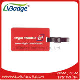 Customized Your Logo Souvenir Luggage Tag for Gift
