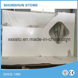 White Quartz Stone Kitchen Countertop for Home Furniture