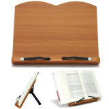 Wooden Book Stand/Wooden Book Holders/ Wooden Folded Pad Holder (MX-151)