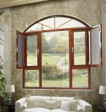 American Style Low-E Glass Aluminum Window