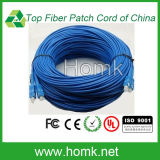 Sc Armoured Fiber Optic Patch Cable