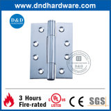 Stainless Steel 3 Knuckle Hinge for Door with UL Certificate