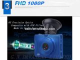 Full HD 1080P P5000car DVR Camera Recorder