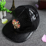 Puff Embroidery Snapback Hats for Boby