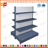 Wholesale High Quality Punched Holes Supermarket Shelves Store Shelf (Zhs111)