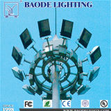 15-40m Polygonal High Mast Lighting Pole