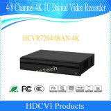 Dahua 4 Channel 4K 1u Digital Video Recorder Support Hdcvi/CVBS (HCVR7204AN-4K)
