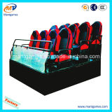 Newest Popular Pneumatic 5D Cinema for Home Family Hot Sale
