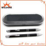 Popular Aluminum Pen Set for Promotional Gift (BP0113BK)