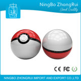 2016 Hot New Pokeball Pokemon Go Related Battery Charger Power Bank