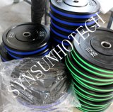 High Quality Olympic Rubber Bumper Plates