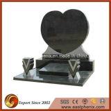 Top Quality Black Granite Tombstone