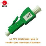 1~30 dB LC/APC Singlemode Male to Female Attenuator