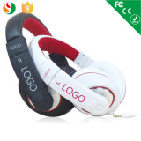 Fashion Design Overhead Wired Custom Logo Headphone