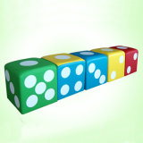 Colorful Lovely Dice Baby Chair and Stool (SXBB-184)