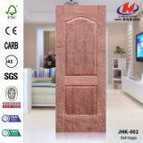 Bubinga Veneer HDF/MDF Molded Door/Door Skin