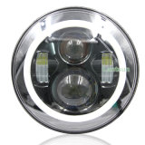 "DOT Certificated 7"" 40W Jeep Wrangler LED Headlight"