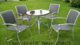 PE Rattan Outdoor Garden Furniture (JJ-012TC)