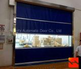 High Speed PVC Fabric Rolling Shutter Door (HF-204)