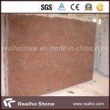 Cheap Maple Red Granite Slab G562 Granite Slab