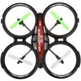 141114-4CH 2.4GHz RTF UFO Aircraft Drone Radio Control Toy RC Quadcopter W/6-Axis Gyro-2