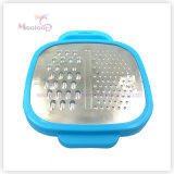Multi-Function Stainless Steel Vegetable/Fruit Grater with Container