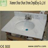 White Granite G500 Vanity Top