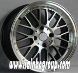 Glossy Black Alloy Wheel Rim F50725