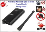 Wireless Anti-Spy Listen Bug Detector for Protecting Privacy