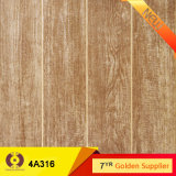 Good Quality Rustic Flooring Ceramic Wooden Tile (4A316)