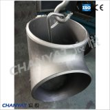 A403 Wpnic, N08800 ASTM Bw-Fitting Stainless Steel Welded Tee