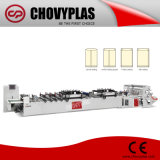 Central and Bottom Sealing Pouch Bag Making Machines