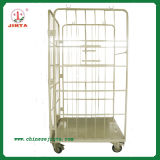 Inexpensive Logistic Warehouse Use Metal Rolling Container (JT-D04)