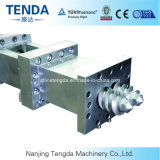 High Performance Extruder Conical Twin Screw and Barrel