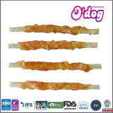 Myjian Hotsale Chicken and Cowhide Stick Wraps for Dog Snacks