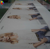 Indoor Custom Advertising Backdrop Canvas Canvas Banner with Digital Printing