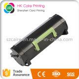 Factory Sales Compatible Black Laser Toner for Lexmark Ms310/410/510/610