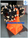 Excavator Attachments Horizontal Drum Cutter Made in China