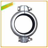 Male Type Welded Steel Spanner Sprocket Pipes Stock Coupling