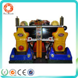 """47"""" 4D Burnout Popular Entertainment Deluxe Car Racing Coin Operated Simulator Video Game Machine"""